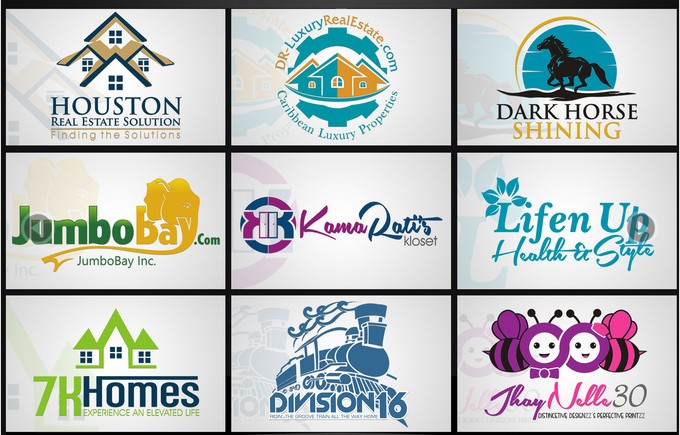 design An AWESOME and Beautiful Logo