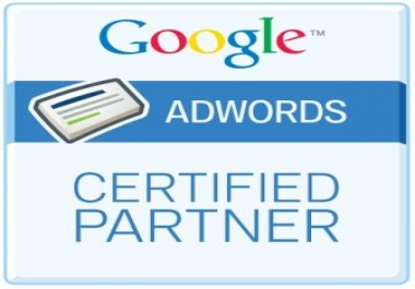 provide you Adwords Individual Certification