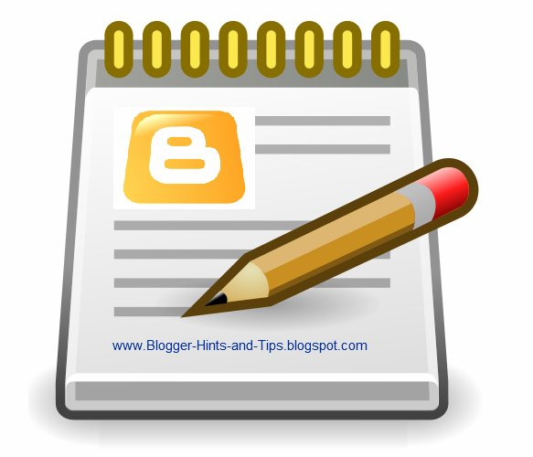 edit your Blogger Template