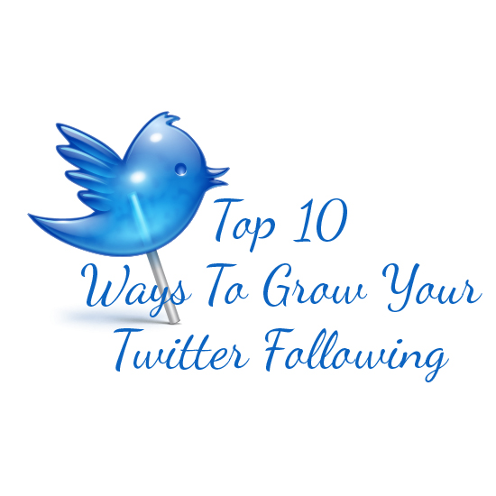 give you my video Top 10 Ways to Grow Your Twitter Following