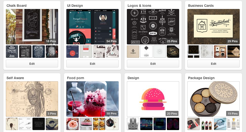 make you a curated pinboard about anything