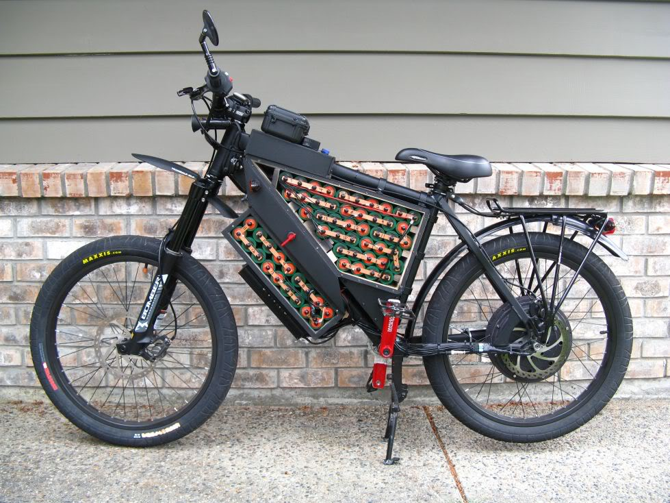 provide consultation for the construction of an electric bike.