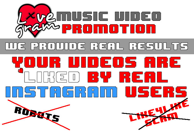 Promote your Music Video on multiple platforms!