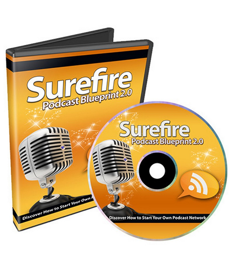 show you how to be a podcaster by teaching videos