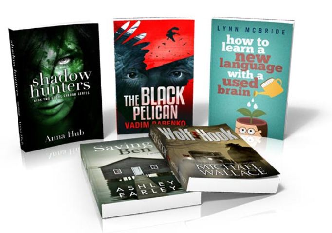 create amazing and professional eBook and Kindle Covers