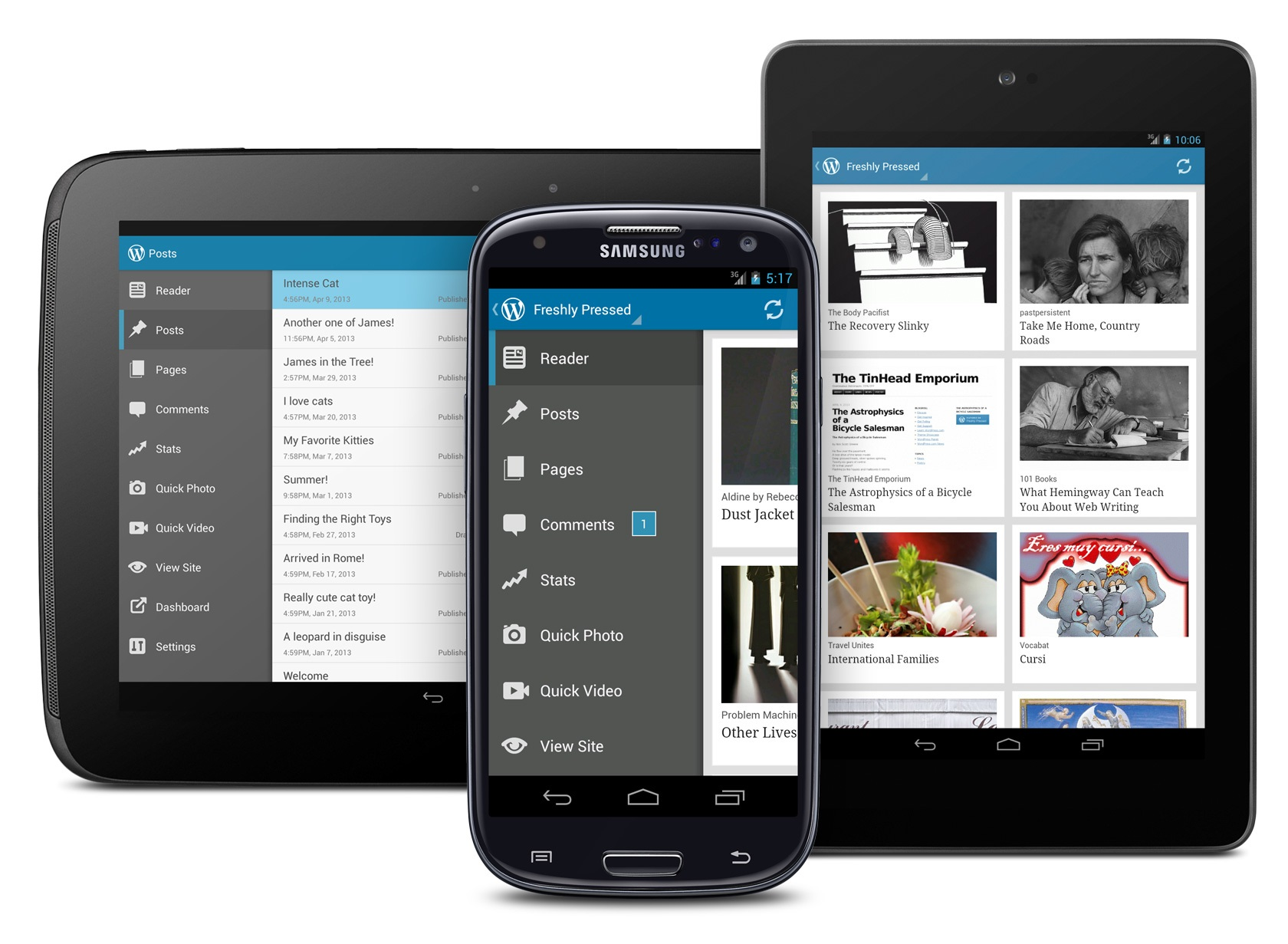 create a Android Apps for your Blog or Website and upload it on Google Play