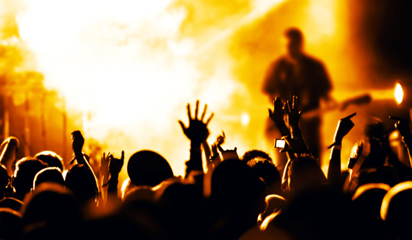 organize & plan your music event