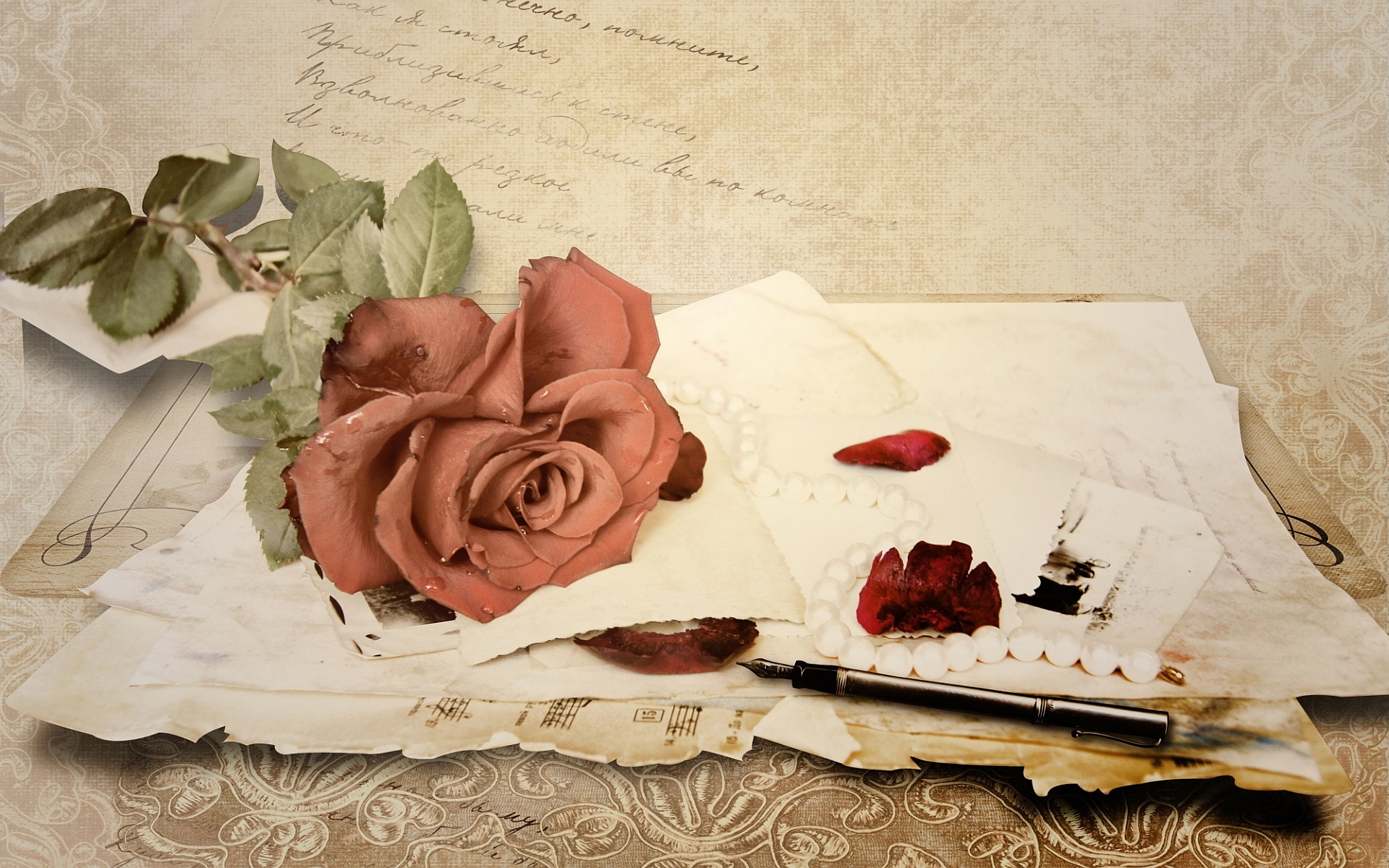 write you a love letter