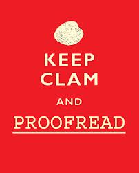 professionally proofread any writing under 10,000 words