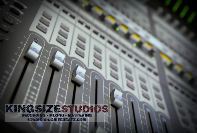 Do sound enhancement mastering of your rap song