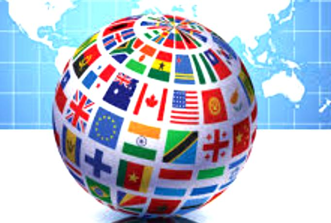 translate your document to a standard language of your choice