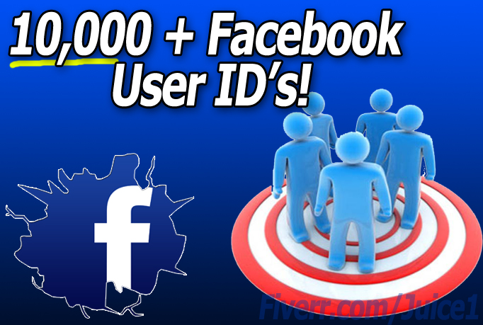 extract 100K,High Quality Fb UIDs from Pages