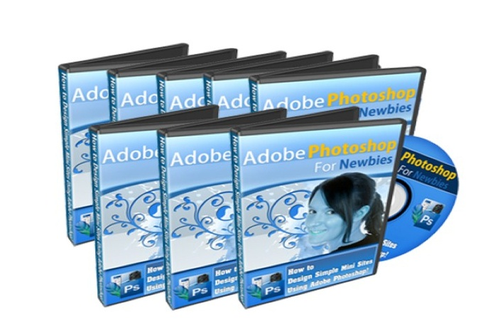 give you adobe photoshop for newbies video serie