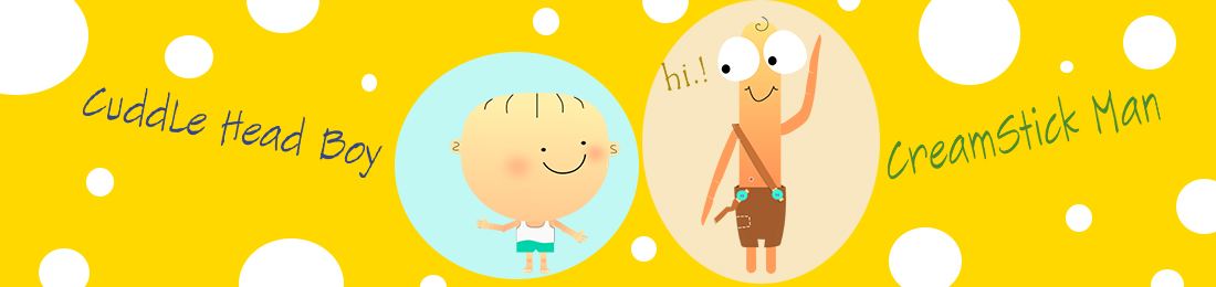 make cute Moods, Cards and Scenes with my cartoons