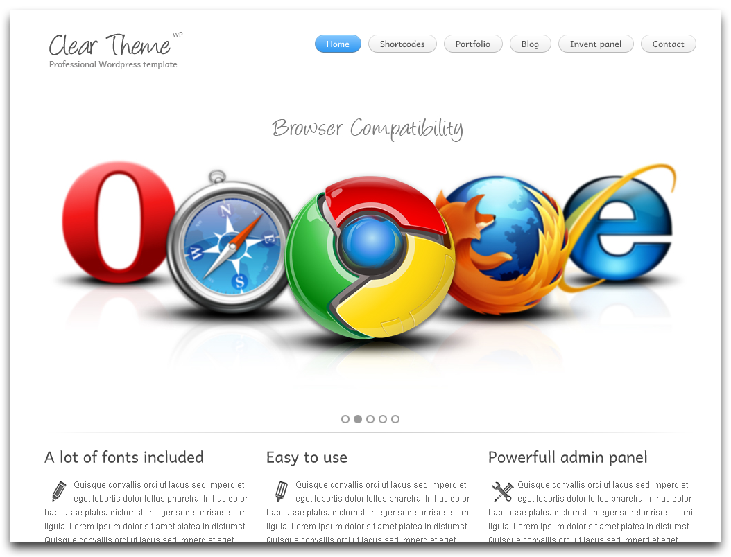 build a beautiful good looking website for you
