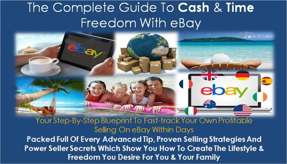 Deliver a Complete Guide To Making Serious Money Selling On ebay