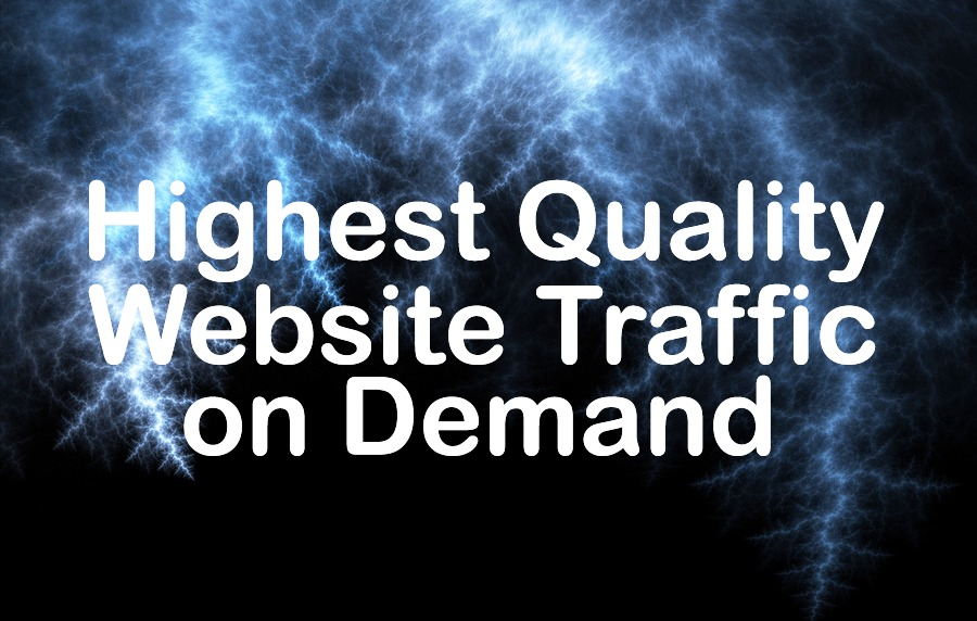 provide SUPER quality traffic highly responsive