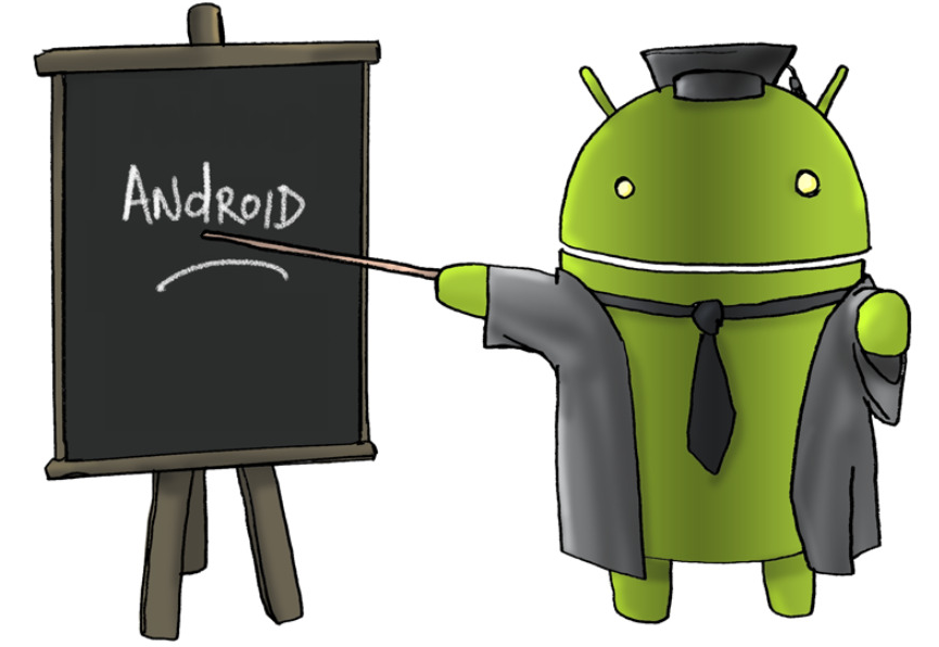 teach you how to make mobile apps