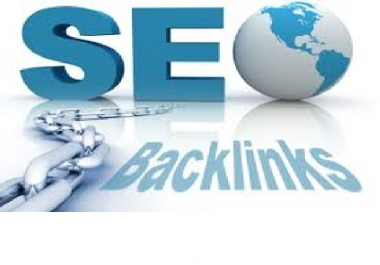 Create 1500 Indexed Backlinks For Your Website And You Will Recive Full Report Of The completed Work for