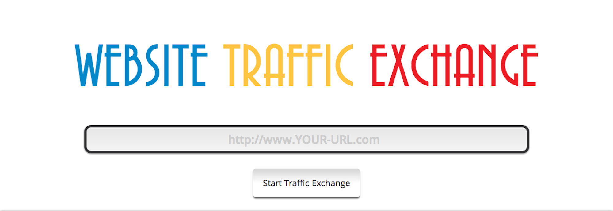 Give You Your Own Profitable Website Automatic Traffic Exchange