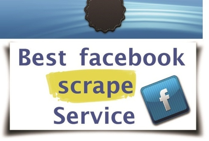 scrape Facebook ID and Email and extract only Super Targeted peoples
