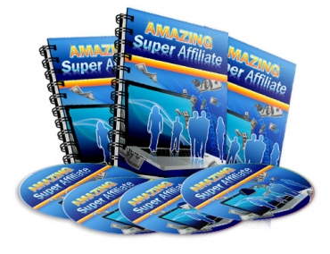 """send you a book about """"how to be an Amazing Super Affiliate"""""""