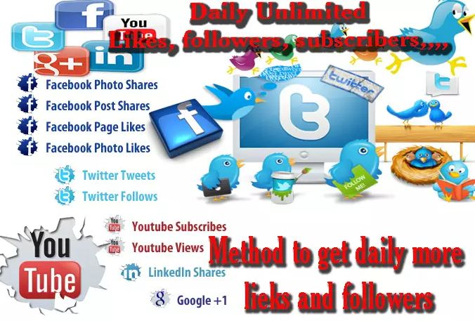 show how to increase likes on social media sites