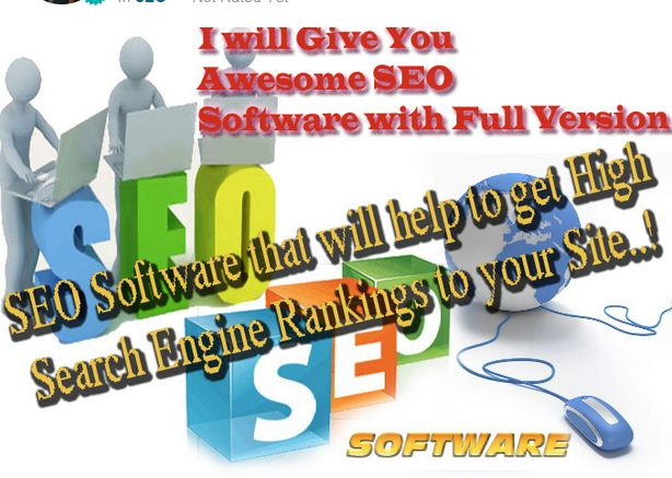send SEO software to rank site in search engine for windows