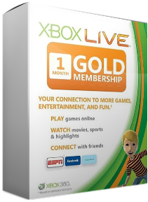 Sell you a ebook guide on how to get free xbox membership codes