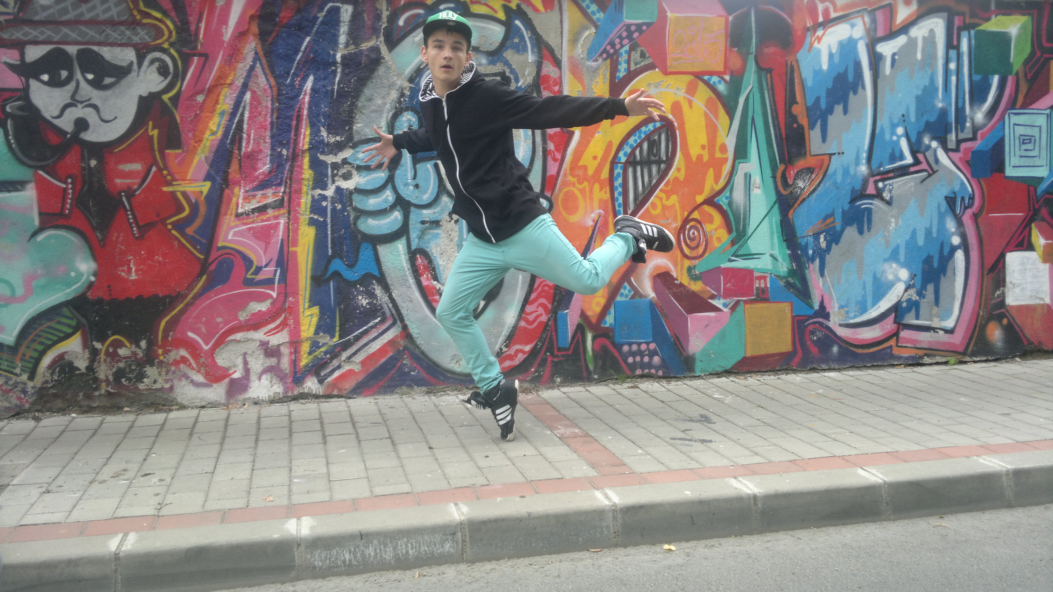 freestyle Dubstep Dance to any song