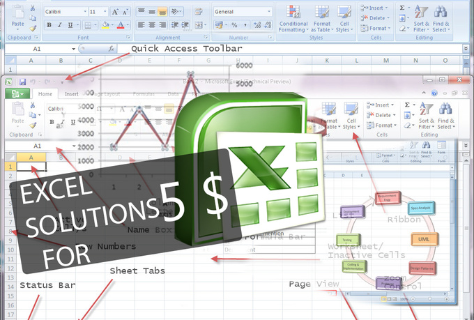 do any tricky job in MS Excel