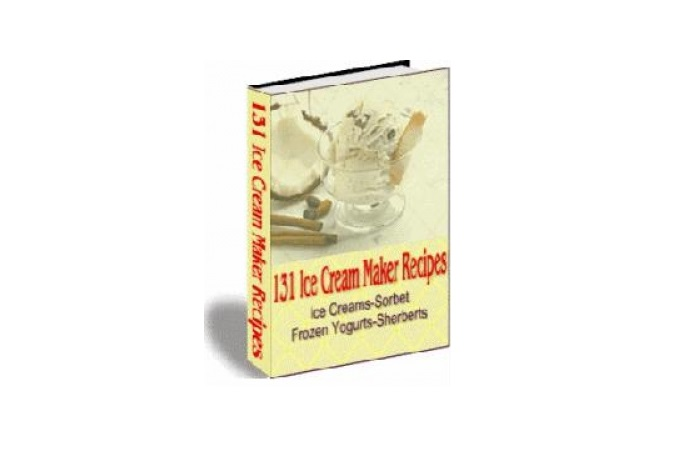 give you ebook about Ice Cream Recipes