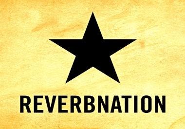 4,000 Reverbnation Song Plays 5,000 Video Plays 5,000 Widget Hits