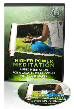 show you how to unleash your Higher Power