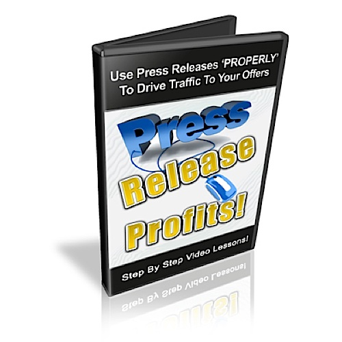 sell you ebook on Press Releases