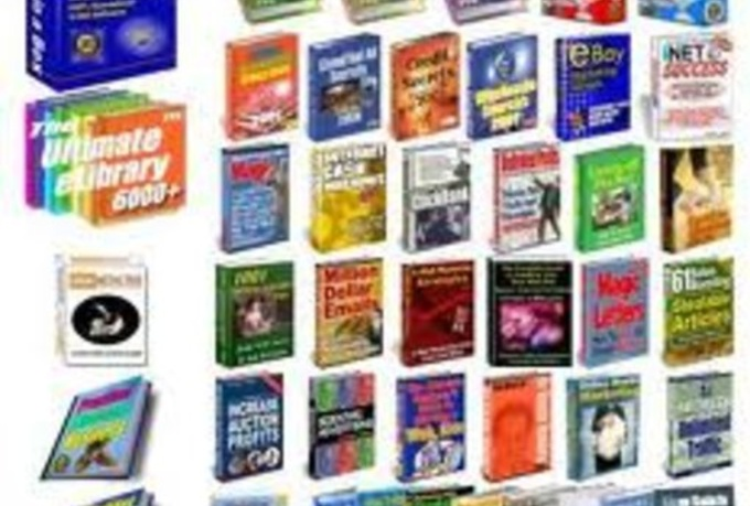 give you 1000+ master resell rights ebooks, scripts, software, plr articles
