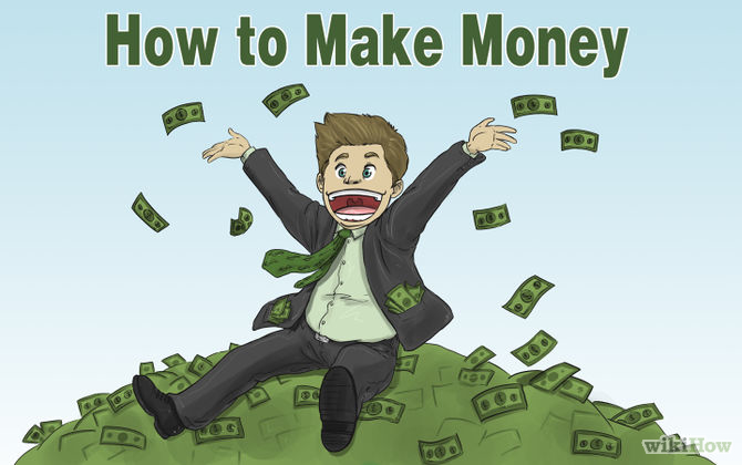 give two secret methods to earn money online