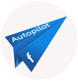 Facebook AutoPilot ff to share on like a human