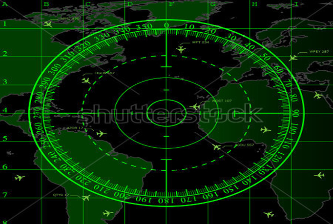 Show You How to Get real full Radar to watch the plans flaying around the world
