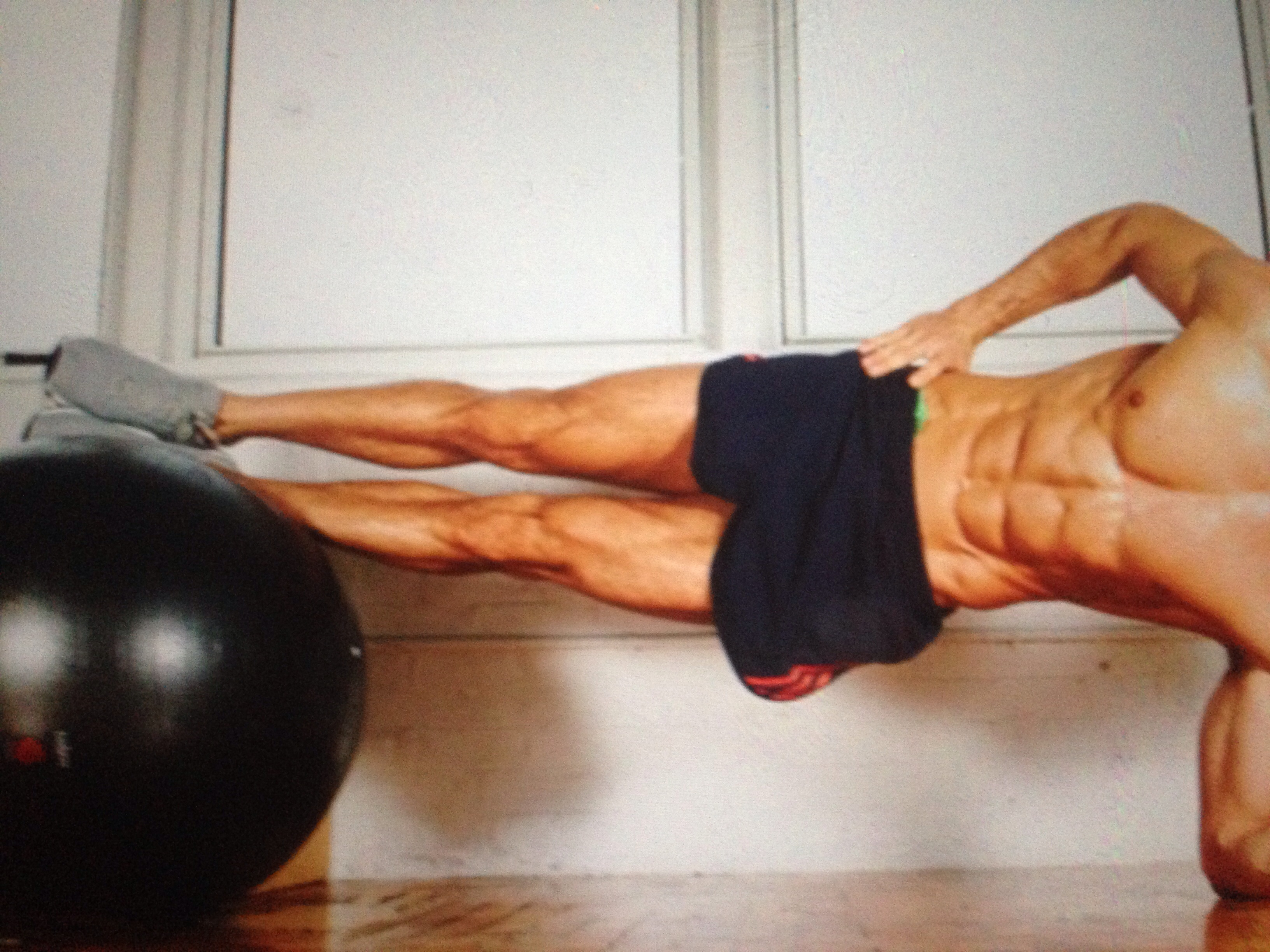 Help you with a workout routine