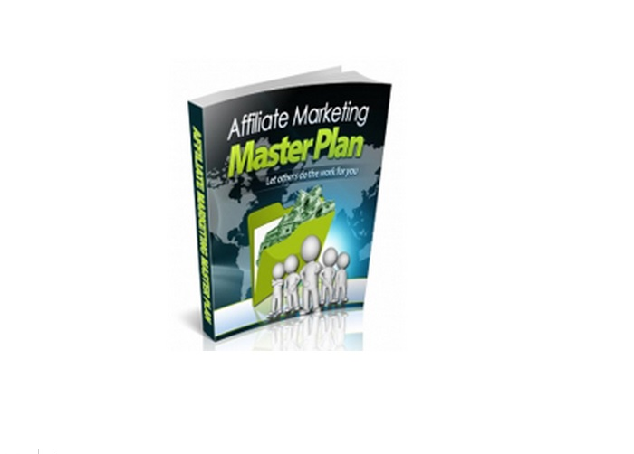 give you Affiliate Marketing Master plan