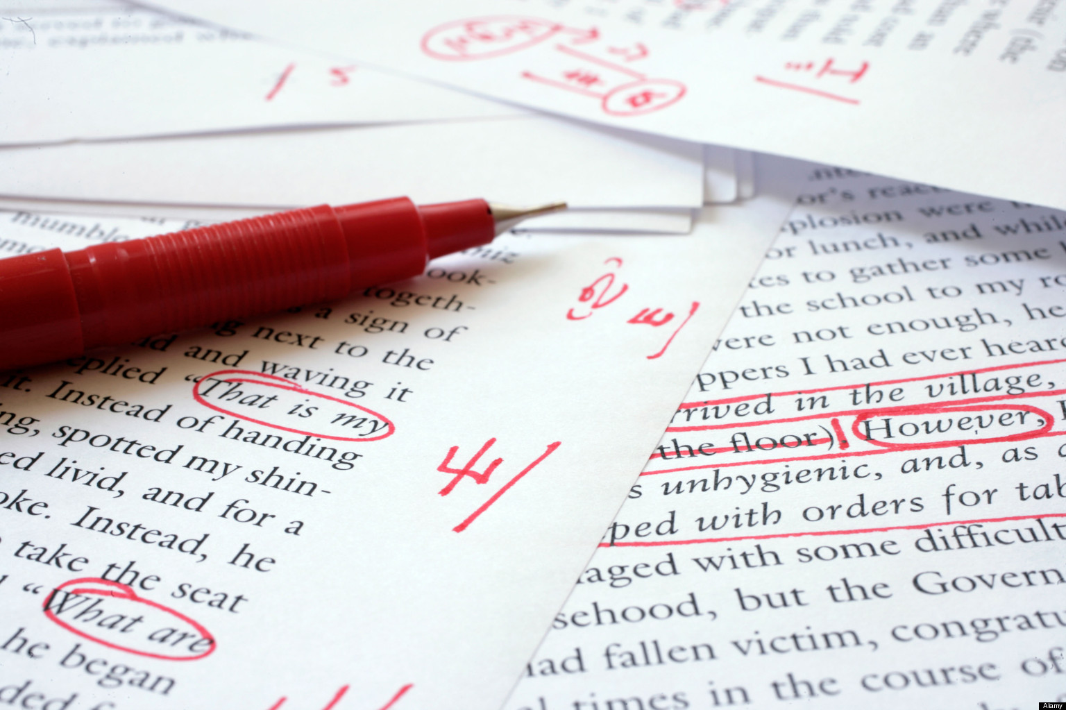 proofread and improve your essay in one day
