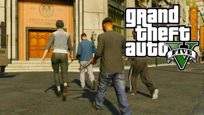 Raise Rank and Money in GTA V Online on PS3 on 1.18 1.19