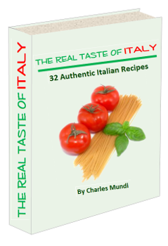 give you over 30 authentic family Italian Recipes