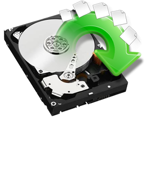 recover corrupted data from a hard drive