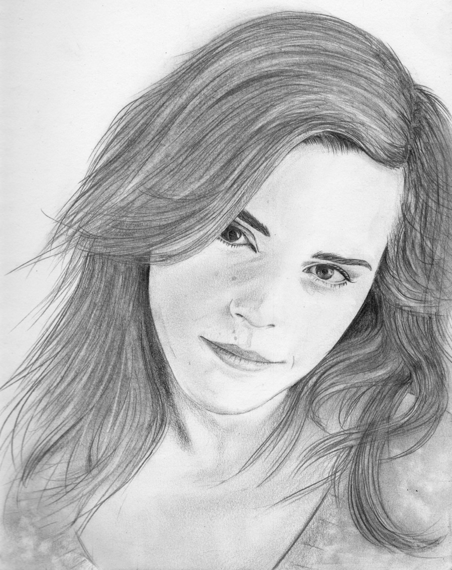 transform your photo into a Pencil Drawing