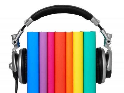 do a female voice over / audio book reading at 1 audio hour