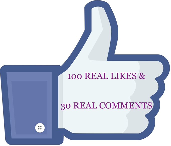 give Real Facebook Likes