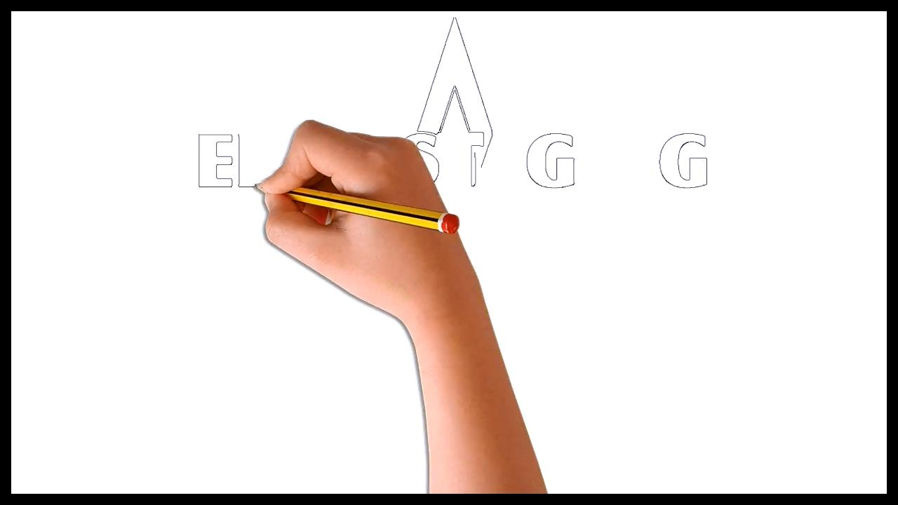 create a sketch video of your logo