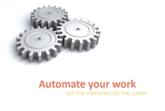 do work automation